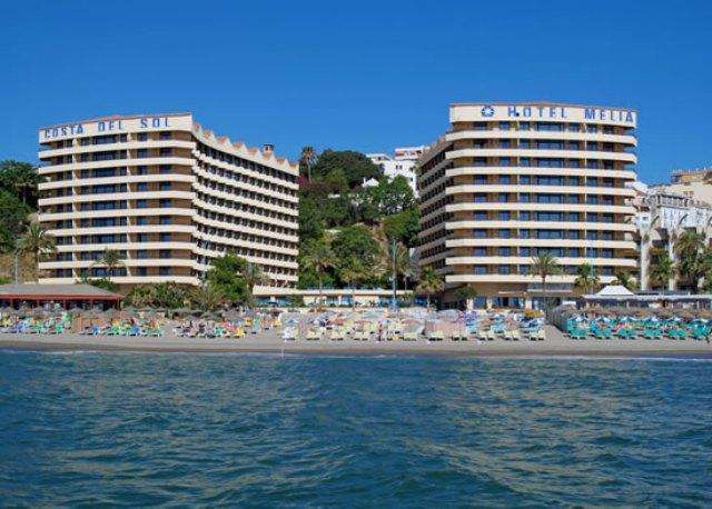 СПА отели в Испании с термальными источниками Colon Thalasso ...